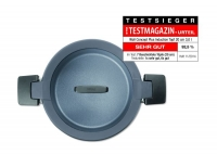 "Testsieger im ETM Testmagazin: ""concept plus Induction"""