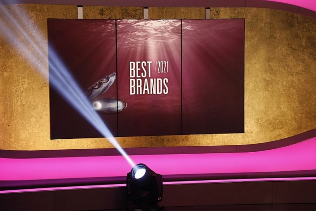 Best Brands Overall Awards 2021