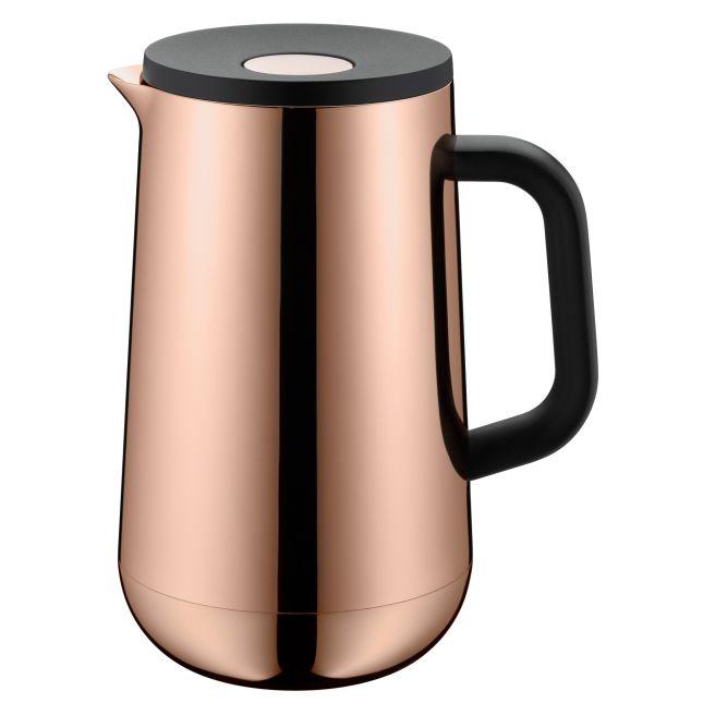 In U201eImpulseu201c Kupfer Hält Der Tee Nicht Nur Lange Seine Temperatur, Sondern  Sieht