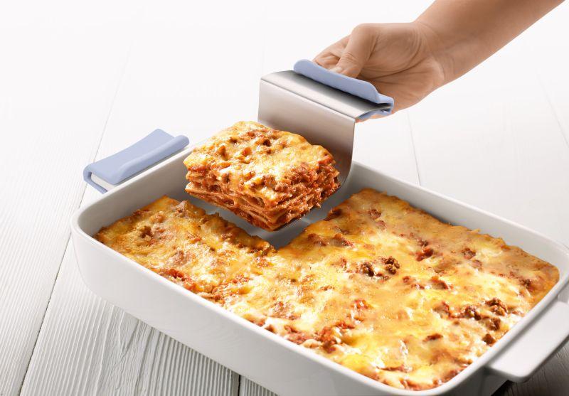 Die Pasta Passion Lasagneformen Inklusive Servierset Bekamen Den  Konsumentenpreis U201eKüchenInnovation Des Jahres®u201c.