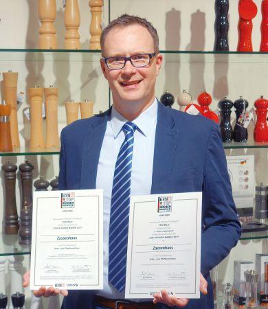 Geschäftsführer Björn Weißmeier